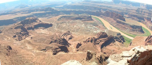 Taller view from Dead Horse Point